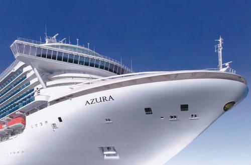 Excursiones crucero P&O AZURA