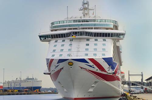 Excursiones crucero P&O BRITANNIA