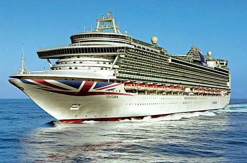 Excursiones crucero P&O VENTURA