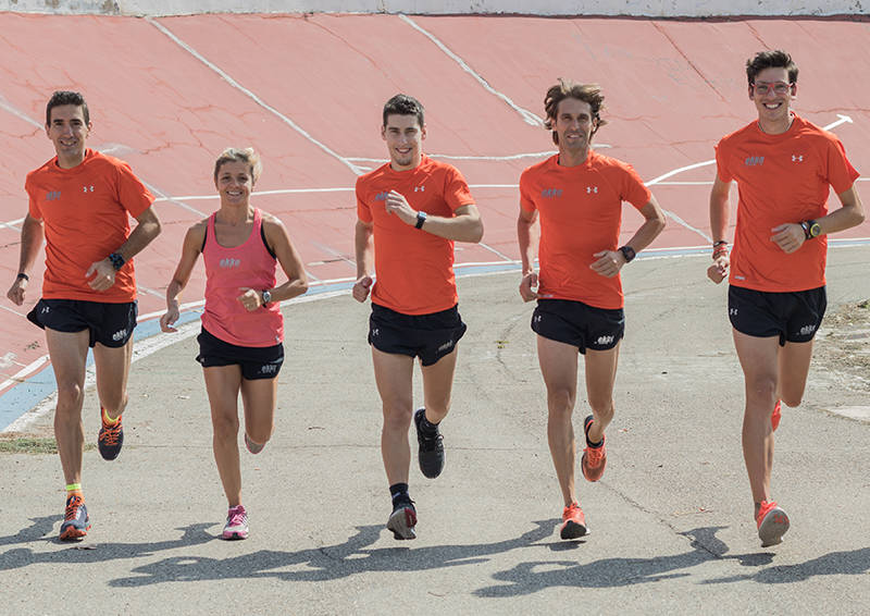 Horari de les classes de running
