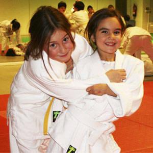 Judo infantil/júnior