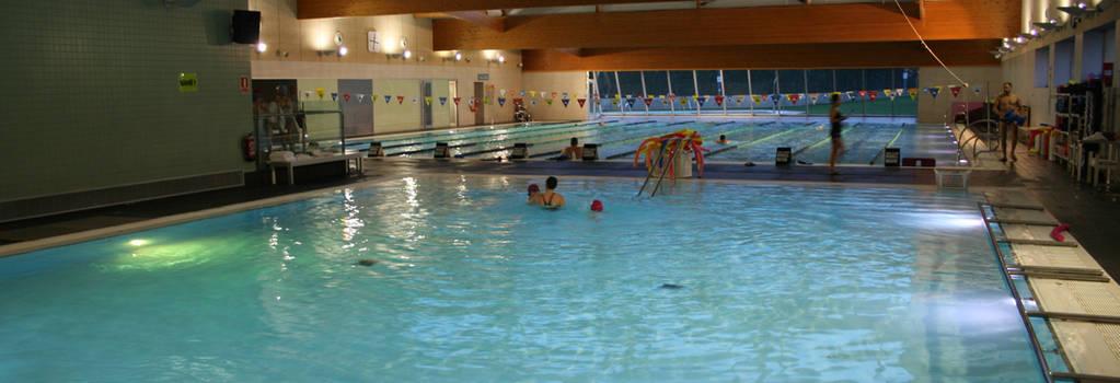 Piscina y spa for Piscinas municipales lleida