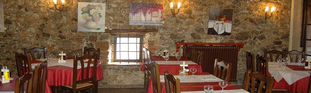 Restaurant Can Castells Restaurant Vidreres Girona