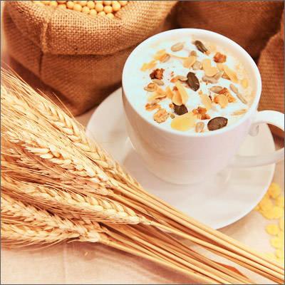Lacteos, Begudes i Cereals