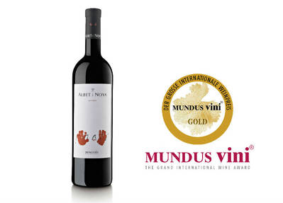 Reserva Martí 2011, better Penedès in the Mundus Wines of Germany *