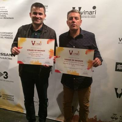New awards for Bot wines