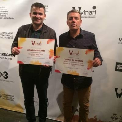 Nuevos premios para los vinos de Bot