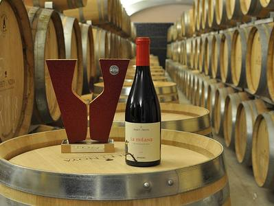 · La Milana d'Albet i Noya is the best long aging wine in Catalonia