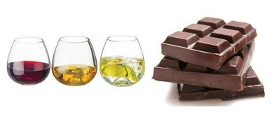 PAIRING TASTE WITH CHOCOLATE