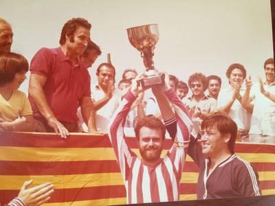 Partit inaugural Camp Porta. Agost de 1979