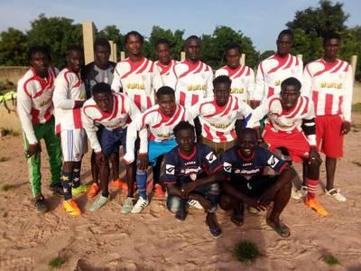 El Alzamora llega a Senegal