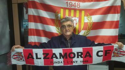 Jaime Aylagas: El naixement del Alzamora CF