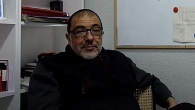 Josema González, coordinador de l'Alzamora CF