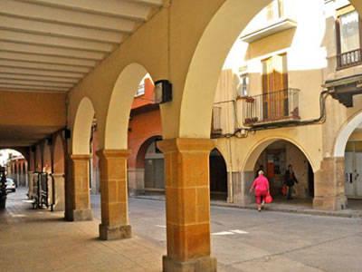 El carrer Sió