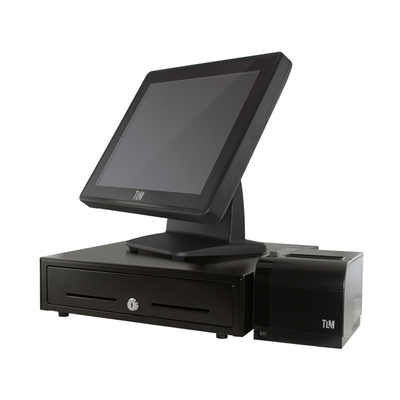 "POS POST PACK TLM APOLO 15 ""I5 8GB / 128GB + DRAWER 41X41 + RP-820"