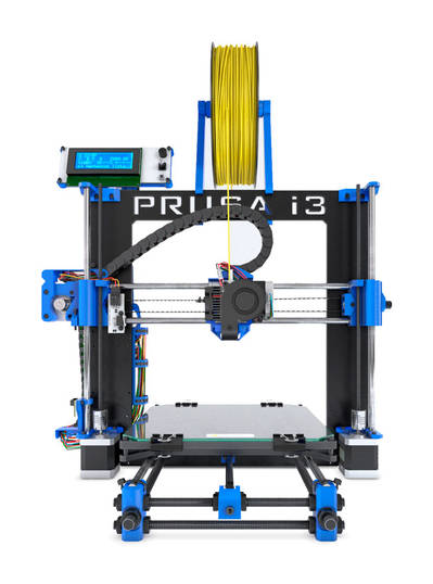 BQ 3D printer Prusa i3 Hephestos