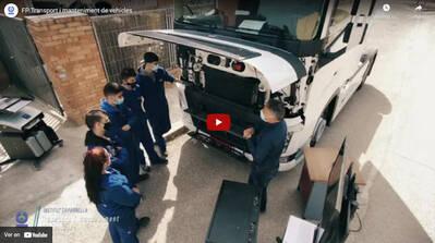 FP transports i manteniment de vehicles