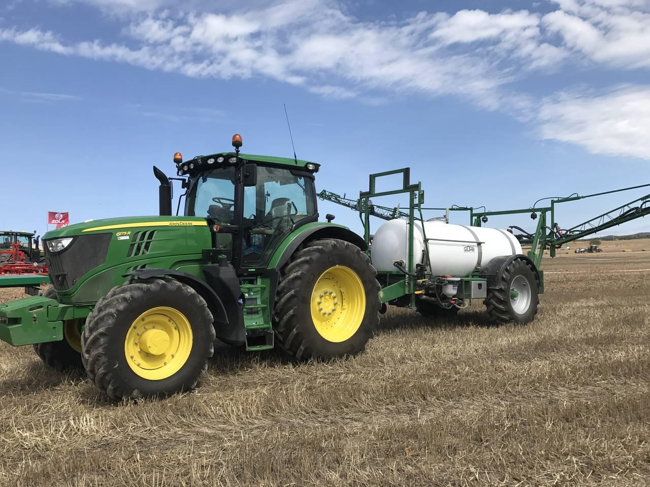 Equips d'herbicida ESPECIALS
