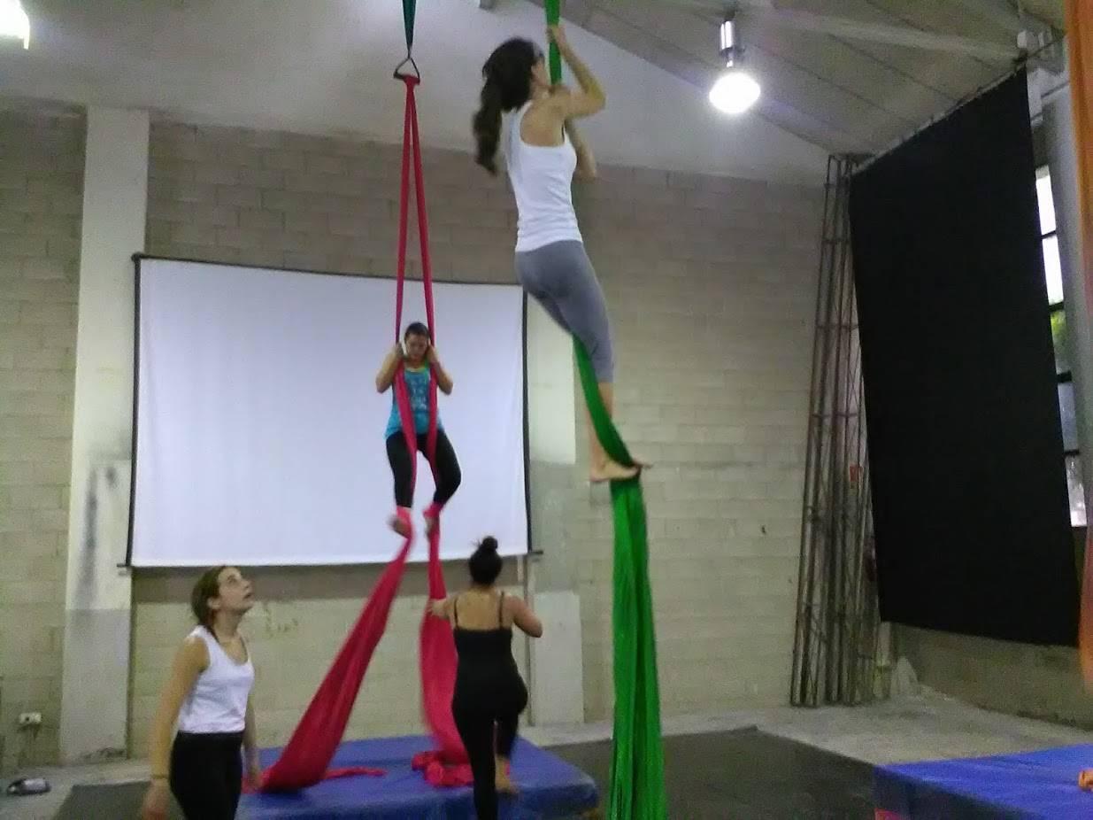 Teles acrobàtiques