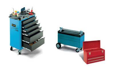 Mobiliario y equipos de taller