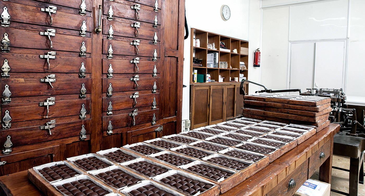 XOCOLATA JOLONCH Alimentació i begudes Agramunt Lleida