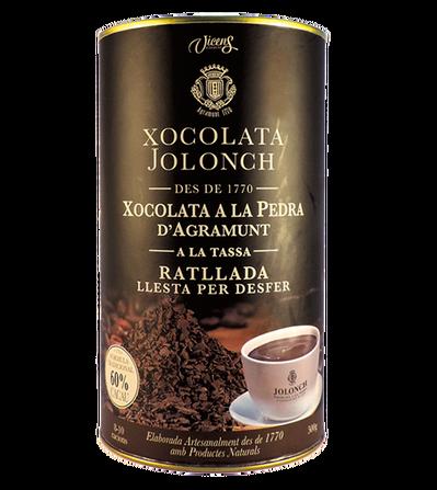 Tube de chocolat râpé 500 G 60% cacao