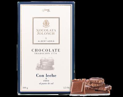 Chocolat praliné noisette