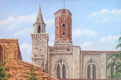 Claustros de la Catedral de Tudela