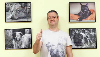 Exposició de fotografies d'Elio Martin