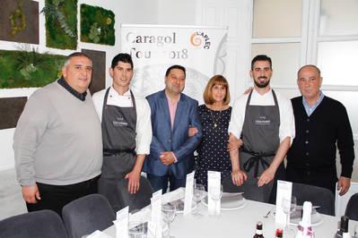 Caragol Tour 2019. Saragossa, 13 de maig