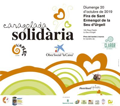 Caragolada Solidària Fira de Sant Ermengol La Seu d'Urgell
