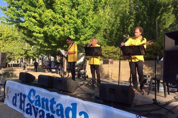 XXI Setmana Cultural de l'Aplec: <br />24 de maig, Cantada d'Havaneres