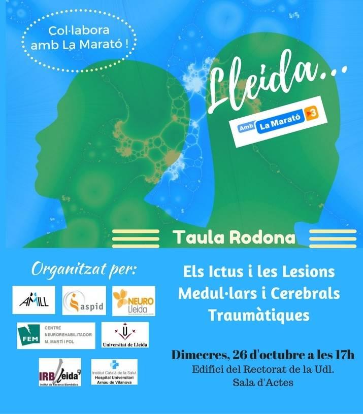 Actes solidaris a Lleida per recaptar fons per a la marató de TV3