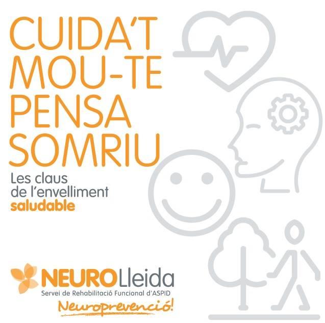 Neuroprevenció: nova línia de NeuroLleida per gaudir d'un envelliment saludable