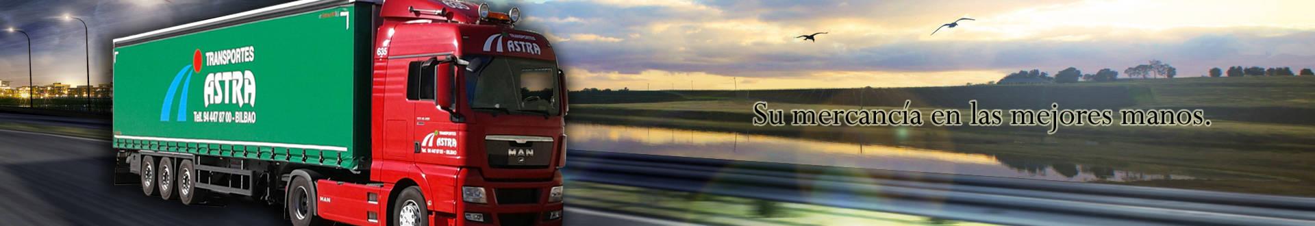 Transportes Astra Transportes Santurtzi Bizkaia