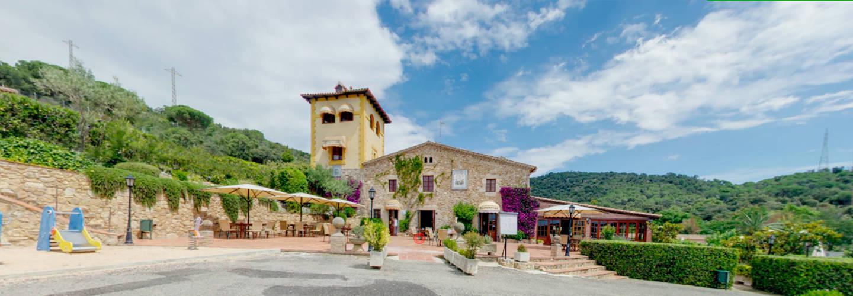 Hotel-Restaurant Mas Torrellas Hoteles Santa Cristina d'Aro Girona