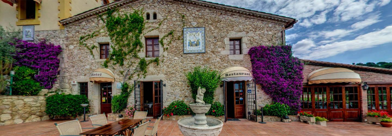 Hotel-Restaurant Mas Torrellas Hotels Santa Cristina d'Aro Girona