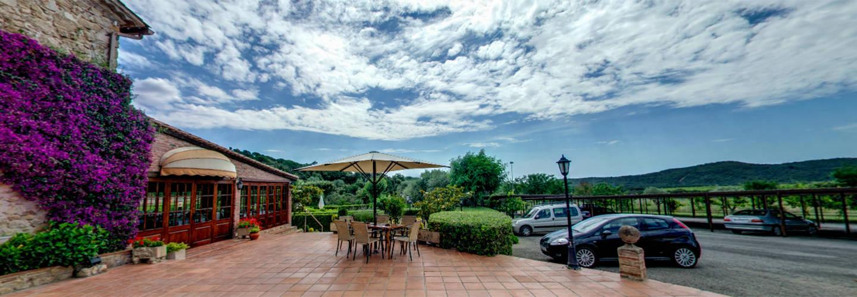 Hotel-Restaurant Mas Torrellas Отели Santa Cristina d'Aro Girona