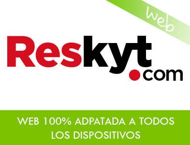 RESKYT: Diseña tu web resposive