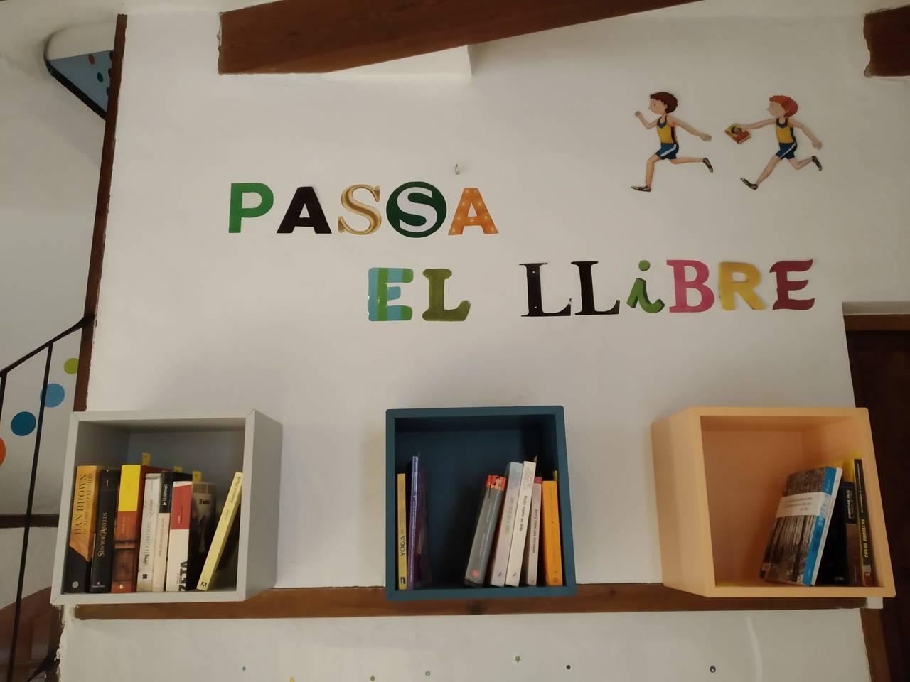 PASSA EL LLIBRE