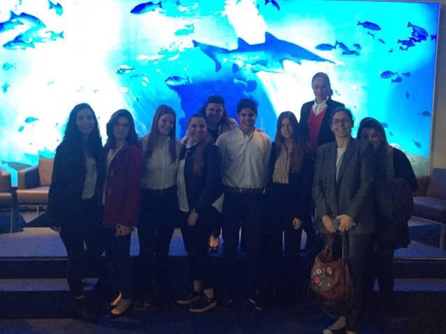 Alumnos y profesores participan en las Jornadas Palma & Mallorca Reloaded