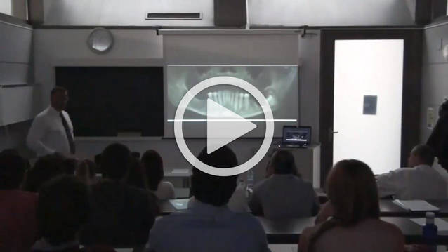 Conferencia sobre Cirugía Oral