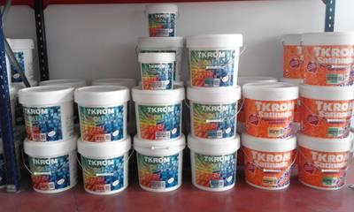 Sistema tintométrico · Plásticos Exteriores