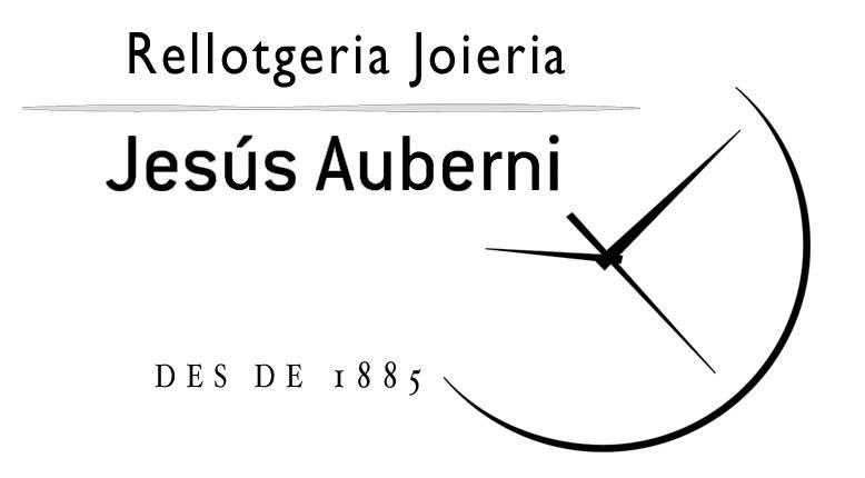 Jesús Auberni Rellotgeria - Joieria