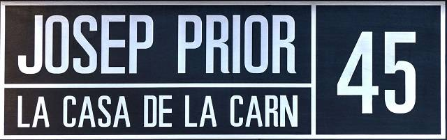 LA CASA DE LA CARN