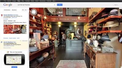Con la tecnología StreetView enseña tu negocio y potencia las ventas