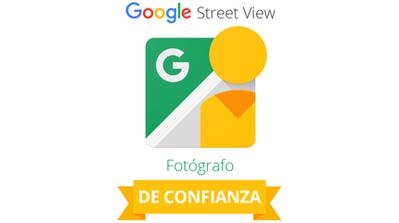 Fotógrafo de confianza Google