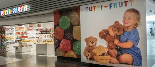 TUTTI-FRUTTI 2000 Comercio minorista Lleida Lleida