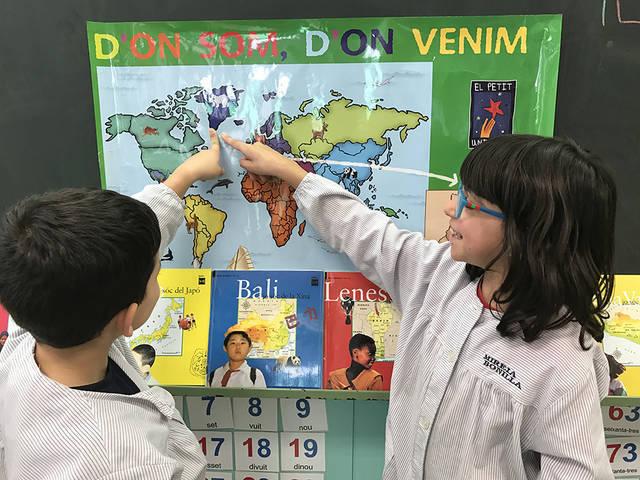 Investiguem, aprenem i coneixem altres cultures, religions, tradicions