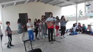 Sant Jordi a l'escola Torre Queralt